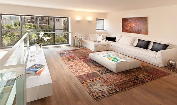 如何选择地毯 家居地毯选择有什么风水禁忌