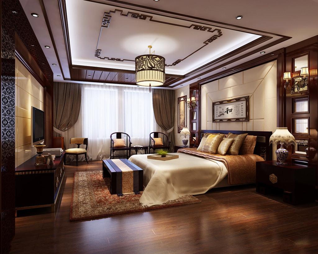 卧室布局风水注意事项 琴瑟和鸣夫唱妇随的卧室