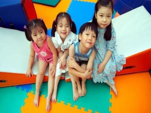 上海小儿早教早教班儿童机构