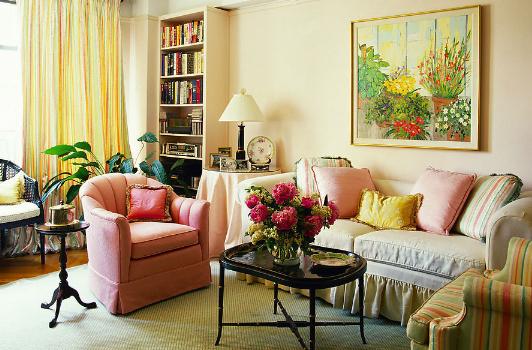 住宅装修怎样选择颜色旺宅?