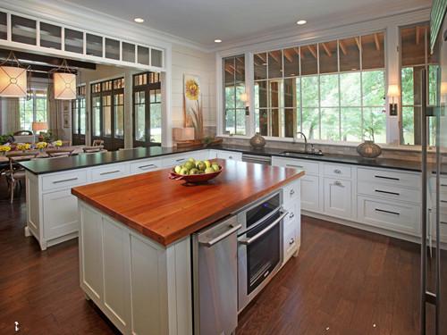 你家的厨房位置选对了吗